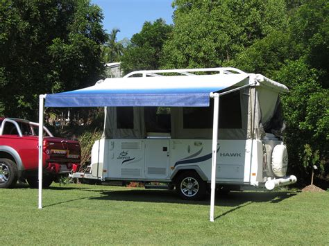 rv awning complete ezi cer awning arms complete with carefree awning