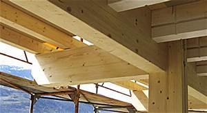 Poteau Bois Rond 3m : poutre bois de construction j cherence ~ Voncanada.com Idées de Décoration