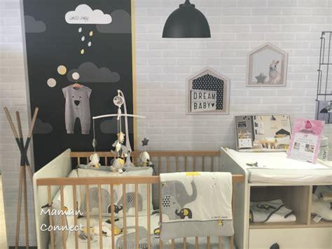 chambre sauthon colors lit et table à langer collectio oslo sauthon baby room