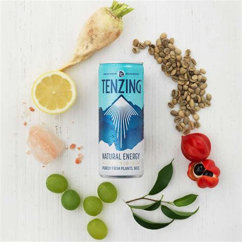 • custom compositions of blends are available per client's request. TENZING Natural Energy Drink Made Purely from Plants, Pack of 12 x 250 ml on OnBuy