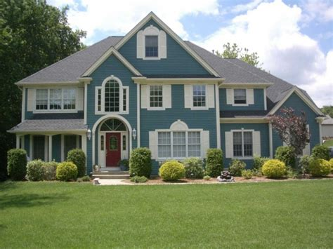 amazing popular exterior paint color schemes ideas of