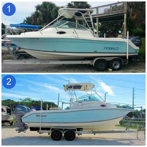 Triton Walkaround Boats For Sale by 126 Best Boats For Sale Images On Boats For