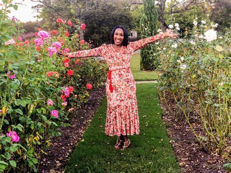 Shaunda Necole rose garden red hughes   Womens holiday ...
