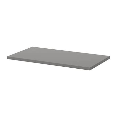 Tischplatte Ikea by Linnmon Table Top Gray Ikea