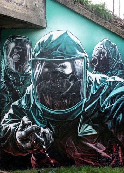 probuzzer amazing graffiti street art  smugone