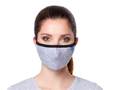 Maska CASUAL z filtrem N95 (FFP2) w kolorze szarym - medpatent