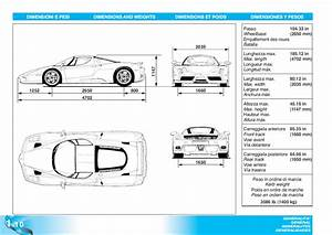 Ferrari Enzo Owners Manual Us For 2003