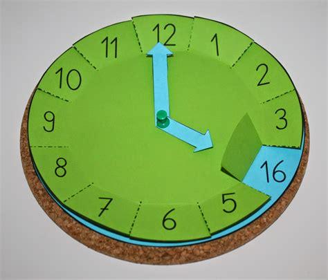 Uhr Zum Basteln Uhr Vorlage Zum Ausdrucken Avec Uhr Selber Basteln Et Uhr Vorlage 8 Ganzes Uhr Zum Ausdrucken