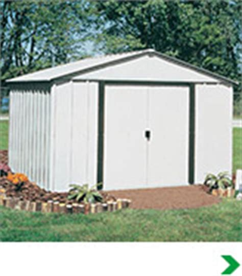 Metal Storage Sheds Menards by Metal Shed Kits Menards