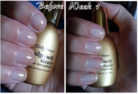 grow  nails faster longer  week overnight