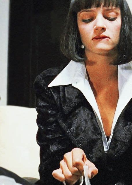 mia wallace pulp fiction bob hair hair pulp fiction
