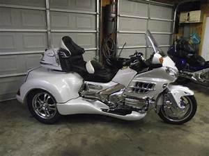 03 Honda Goldwing Gl1800 Roadsmith Trike With For Sale On 2040