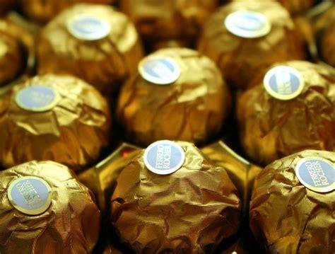 rank  ferrero rocher top  chocolate brands