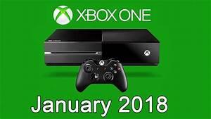 XBOX ONE Free Games January 2018 YouTube