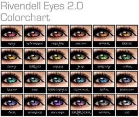 eye color chart pin by bryanna ruah on makeup eye color chart eye