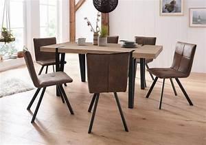 Tisch Mit Stühlen : essgruppe sanchez parker tisch mit 4 st hlen otto ~ Orissabook.com Haus und Dekorationen