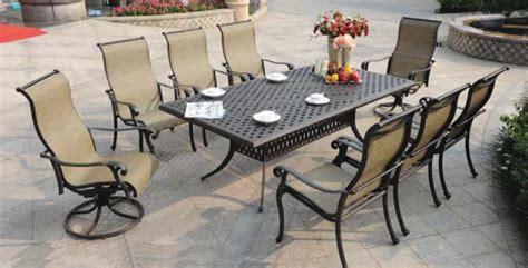 garden leisure patio furniture collections santa