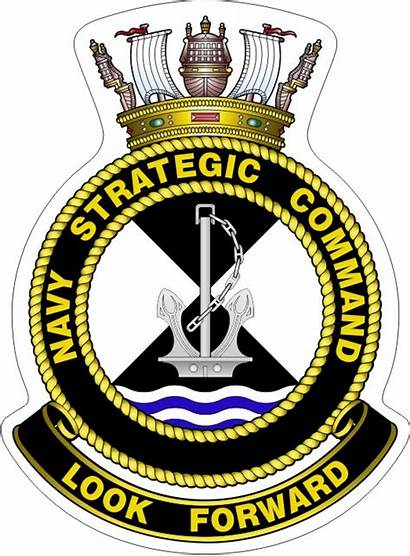 Navy Australian Command Strategic Royal Insignia Clipart