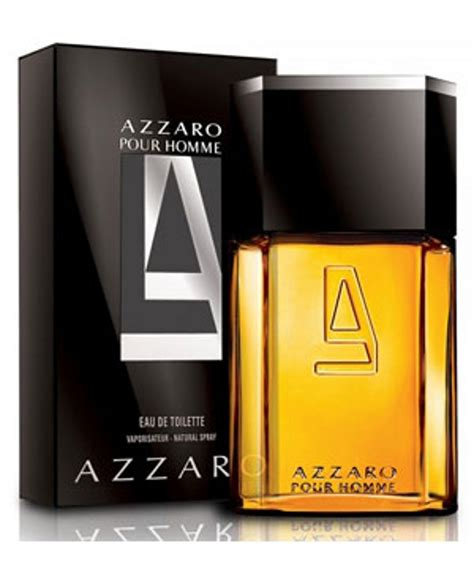 Azzaro Pour Homme Azzaro Pour Homme 100 Ml Perfume Box