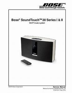Bose Cd3000 Series