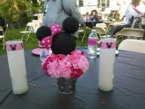 Baby Minnie Mouse Baby Shower Decorations