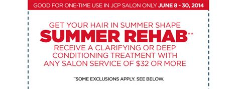 Jcpenney Salon Coupons