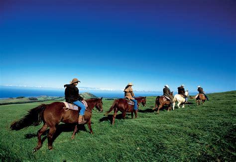 riding horseback hawaii island places aloha kohala giddy aeder hta kirk lee travel