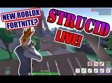 strucid roblox stream strucidpromocodescom