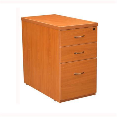 caisson de bureau en bois caisson hauteur bureau bois 2 tiroirs 1 dossier suspendus