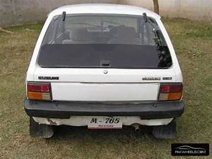 Used Suzuki Fx 1988 Car For Sale In Islamabad