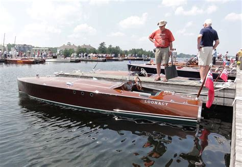 Boat Parts Queensbury Ny by Raceboat Fever Draws Crowds To Gravenhurst