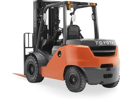 toyota toyota forklift  ton standard diesel