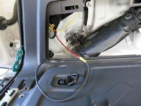 toyota fj cruiser custom fit vehicle wiring tekonsha