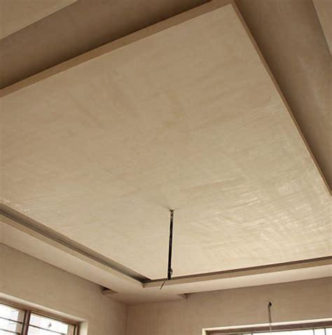 model plafon triplek ruang tamu kamar tidur minimalis