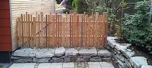 Gartenzaun Sichtschutz Holz : gartenzaun sichtschutz georg thalmeier garten und landschaftsbau ~ Markanthonyermac.com Haus und Dekorationen