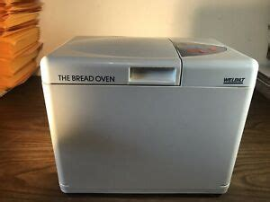 Check spelling or type a new query. Welbilt Bread Maker Making Machine Model ABM600-1 1 lb Loaf The Bread Oven Japan | eBay