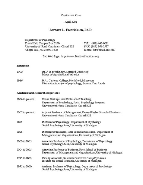 18087 psychology resume template 28 images of psychology resume template infovia net