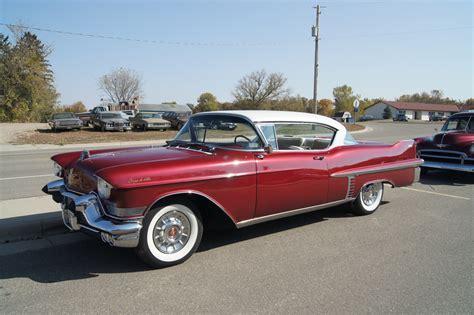 57 Cadillac Coupe de Ville   The Alexandria Vintage Car ...