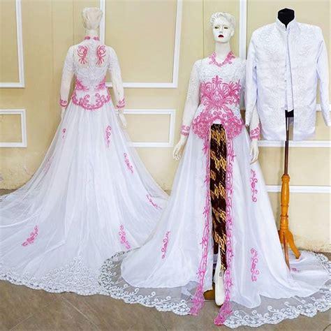 jual kebaya pengantin terbaru kebaya pengantin muslim