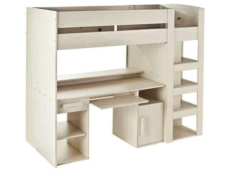 lit mezzanine avec bureau ikea lit mezzanine 90x200 cm montana vente de lit enfant