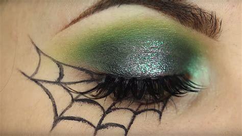 easy halloween makeup tutorials   cheap lazy galore