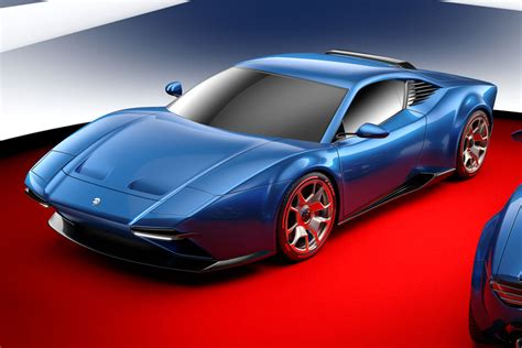 De Tomaso Pantera reimagined by former Lotus boss | Carbuyer