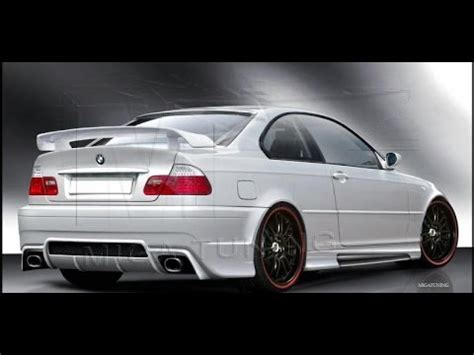 e46 coupe tuning bmw 3 series e46 coupe tuning kit
