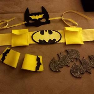 Diy Batgirl Mask Template