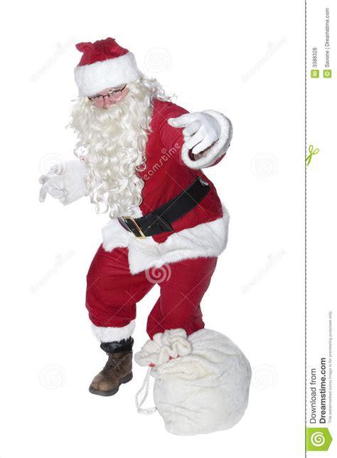 hip hop santa royalty free stock photos image 3388328