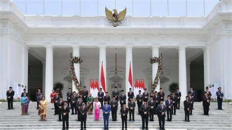 kabinet indonesia maju wikipedia bahasa indonesia
