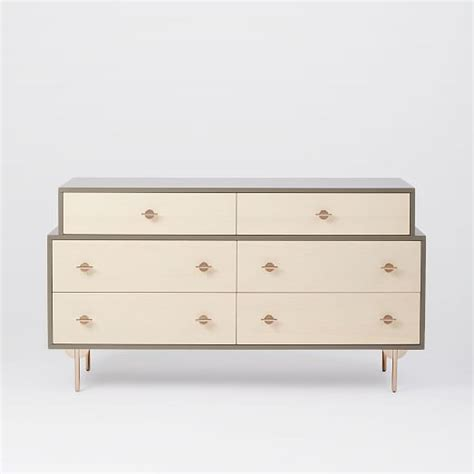 greta 6 drawer dresser west elm