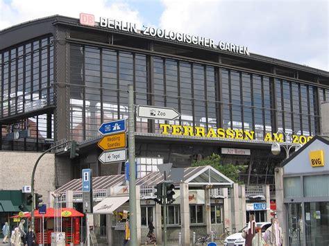 Bahnhof Zoologischer Garten Wc by Berlin Ortsteil Charlottenburg Xywie Weblog