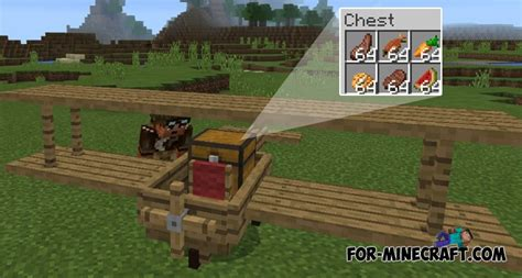 Minecraft Boat Plane by Wooden Plane For Minecraft Pe 1 0 X