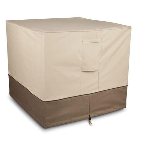 veranda square air conditioner cover the home depot canada